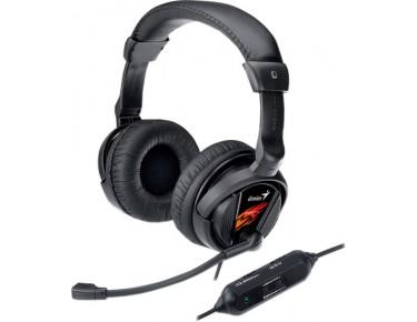Наушники с микрофоном Genius HS-G500V
