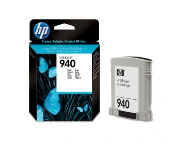 HP 940 Black Officejet Ink Cartridge