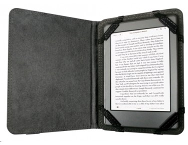 Чехол для планшета PortDesigns PHOENIX IV READER BLACK 6""