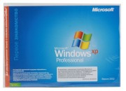 Операционная система Microsoft Windows XP Professional Rus (OEM) (E85-04757)
